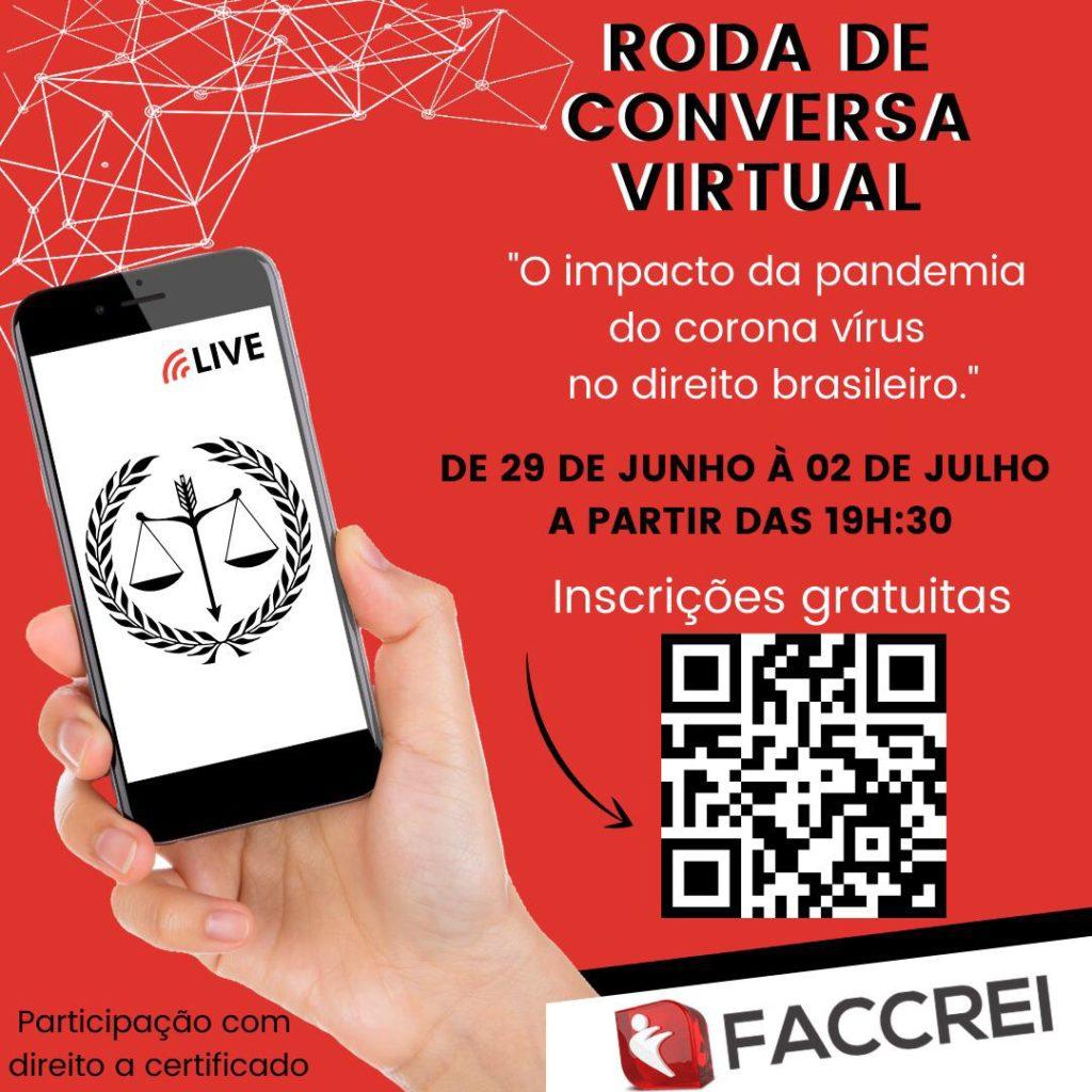 Roda de Conversa Virtual