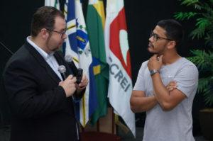 Segundo dia da 14ª UCAF – Semana de Extensão Acadêmica do Curso de Administração – 2018