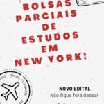 Bolsas parciais de estudos em New York